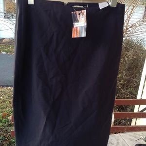 New Ann Klein skirt.